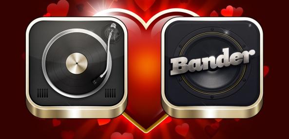 DJ Nixer and Bander