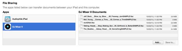 FLAC | DJ Mixer 2 App